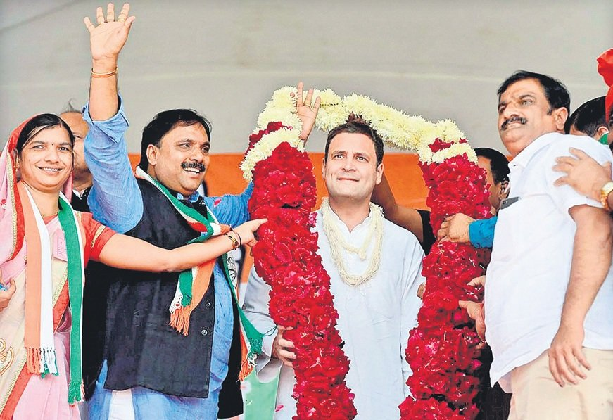 Why Congress came close in Gujarat